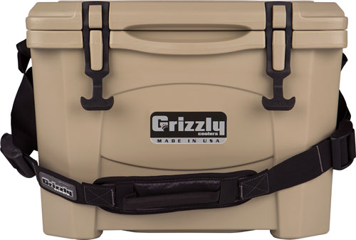 Grizzly Coolers Grizzly G15 - Tan-tan 15 Quart Cooler