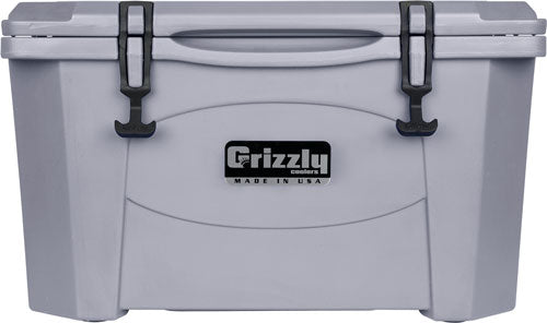 Grizzly Coolers Grizzly G40 - Gunmetal Gray 40 Quart Cooler