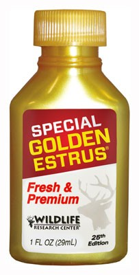 Wrc Deer Lure Special Golden - Estrus 1fl Ounce