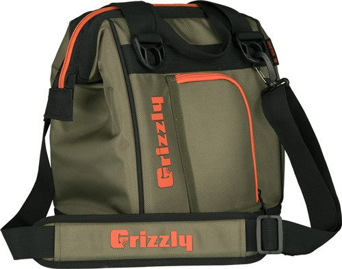 Grizzly Coolers Drifter 12 - Eva Molded Cooler Od Green-org
