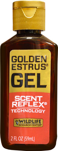 Wrc Deer Lure Golden Estrus - Gel W-scent Reflex 2fl Oz