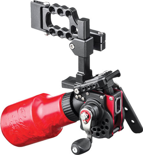 Pse Bowfishing Cajun Winch - Pro Bottle Reel