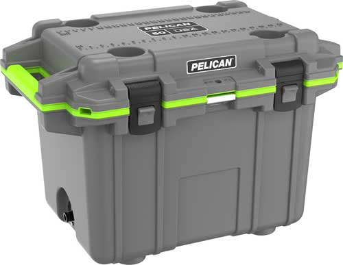 Pelican Coolers Im 50 Quart - Elite Dark Gray-green