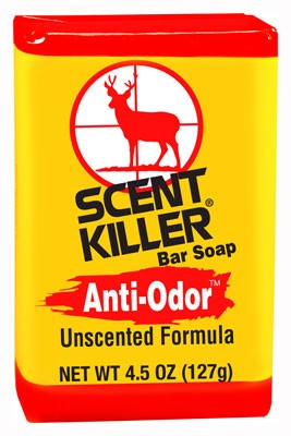 Wrc Bar Soap Scent Killer - 4.5 Ounces