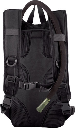 Red Rock Hydration Pack Black - W-2.5-liter Water Bladder