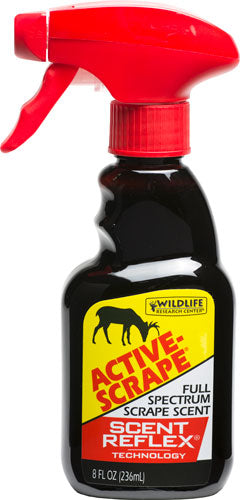 Wrc Deer Lure Active Scrape - 8fl Oz. Spray Bottle