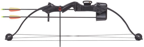 Centerpoint Compound Youth Bow - Elkhorn Black Age 8-12