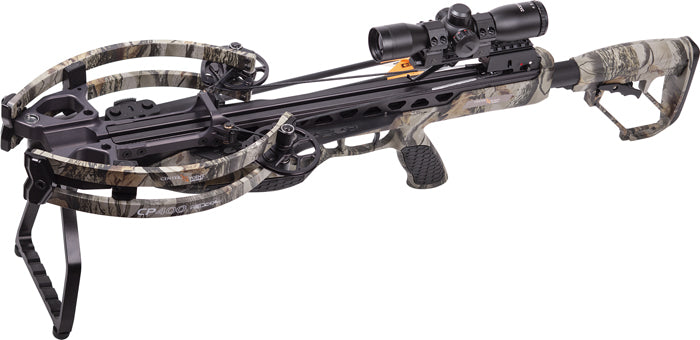Centerpoint Crossbow Kit Cp400 - 3x32 Illuminated Scope Camo