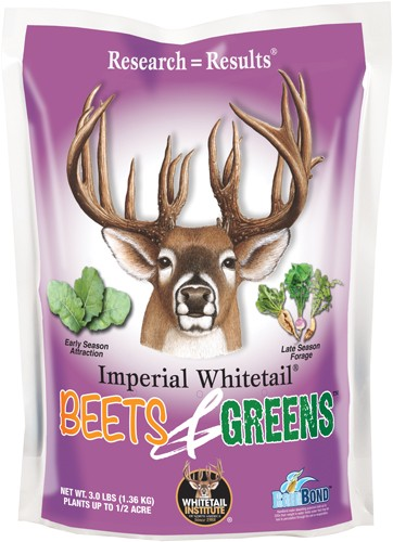 Whitetail Institute Beets And - Greens 1-2 Acre 3lbs Fall