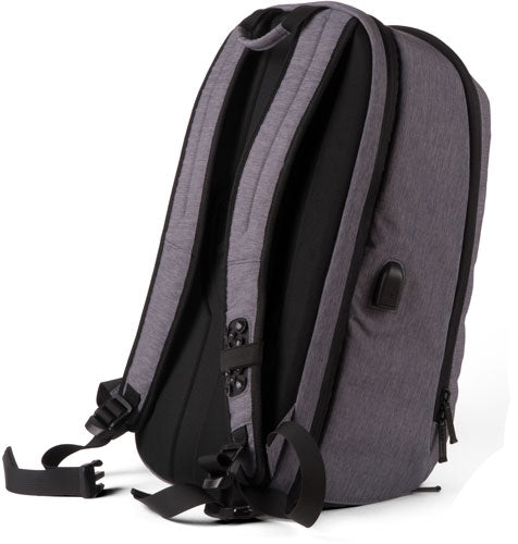 Guard Dog Proshield Smart Grey - Bulletproof-charging Backpack