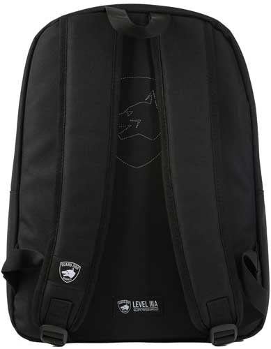 Guard Dog Proshield Scout - Youth Bulletproof Backpack Blk