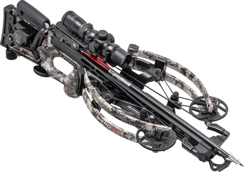 Tenpoint Crossbow Kit Nitro X - Acudraw Pro 440fps Viper Camo