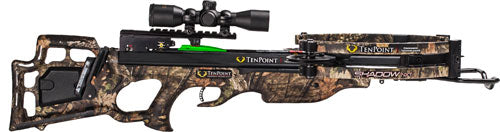 Tenpoint Crossbow Kit Shadow - Nxt Acusled 380fps Mo Country
