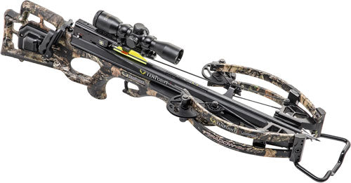 Tenpoint Crossbow Kit Shadow - Nxt Acudraw50 Sled 380fps Camo