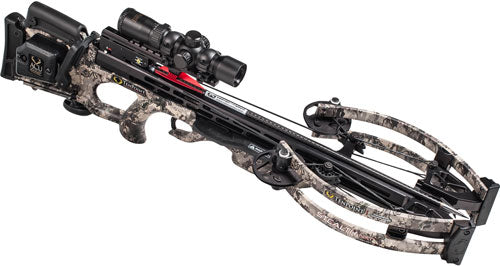 Tenpoint Crossbow Kit Stealth - Nxt Acudraw 410fps Viper Camo