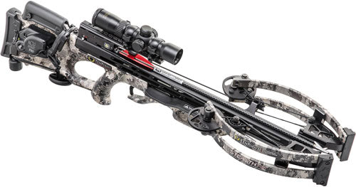 Tenpoint Crossbow Kit Stealth - Nxt Acudraw Pro 410fps Viper