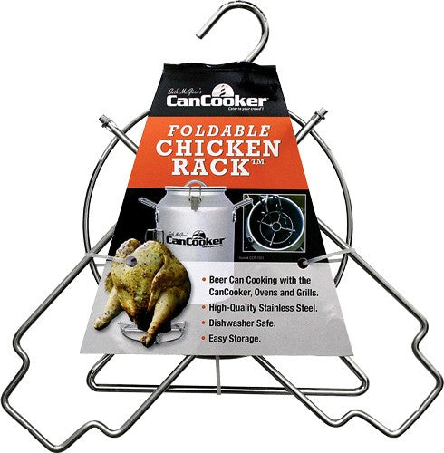Can Cooker Foldable Chicken - Rack!