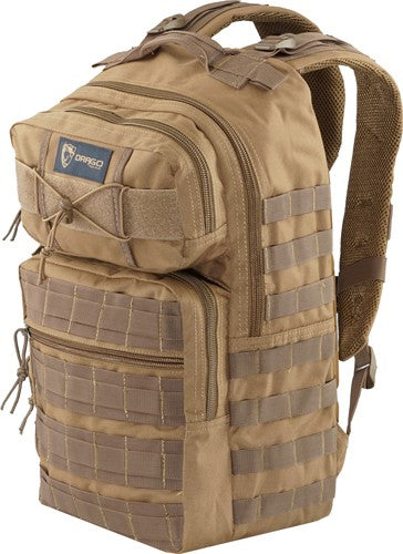 "Drago Ranger Laptop Backpack - Hold Up To 15"" Computer Tan"