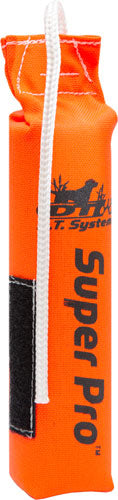 D.t. Systems Canvas Training - Dummy Blz Orng W-scent Strip