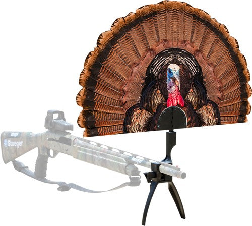 Mojo Tail Chaser Max Turkey - Fan Clamp On For 10ga-20ga Bbl