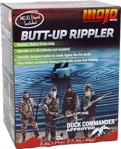 Mojo Butt Up Mallard Rippler - Decoy