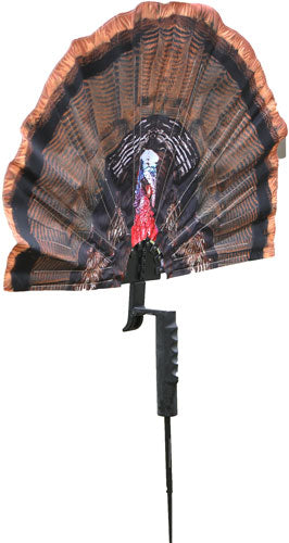 Mojo Fatal Fan Turkey Fan - Decoy