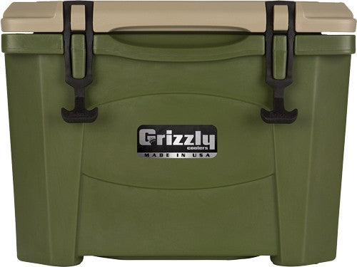 Grizzly Coolers Grizzly G15 - Od Green-od Grn 15qt Cooler