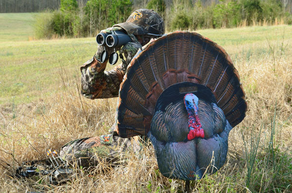 Montana Decoy Turkey Gobbler - Fanatic 2d
