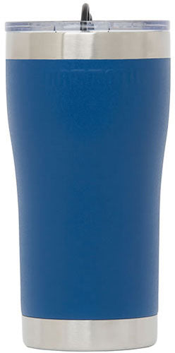Mammoth 20 Oz Ss Royal Blue - Tumbler W-lid & Rubber Stopper