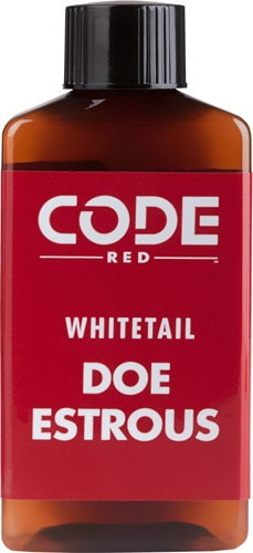 Code Red Deer Lure Doe - Estrus 4fl Ounces Bottle