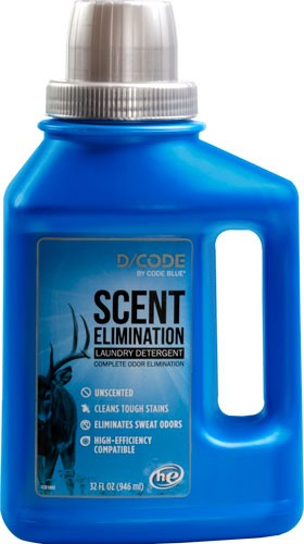 D-code Laundry Detergent - Unscented 32fl Ounces Bottle