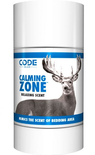 Code Blue Deer Lure Comfort - Zone 2.6oz Stick!