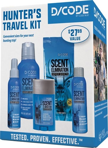 D-code Hunters Travel Kit -