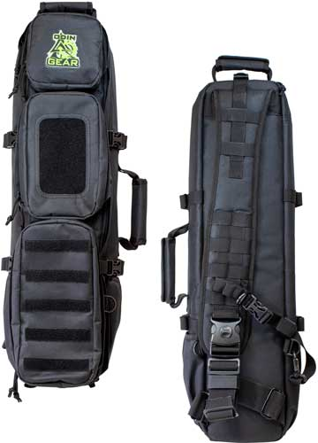 Odin Gear Ready Bag Black - Holds Ar-15 And Gear