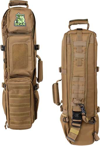 Odin Gear Ready Bag Brown - Holds Ar-15 And Gear