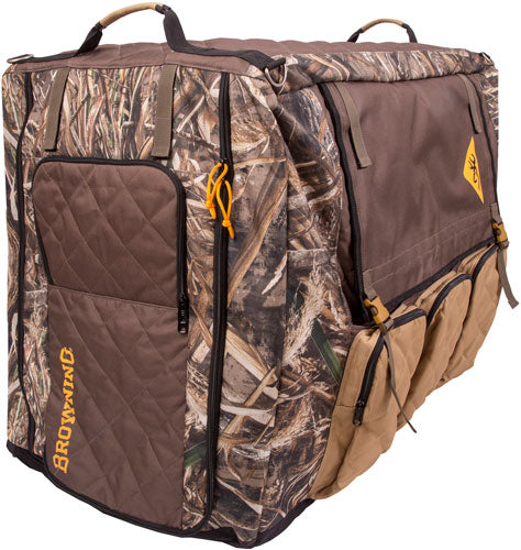 Browning Large Insulated Crate - Cover Max5-dull Gold W-storag<