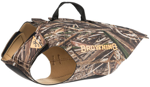 Browning Dog Vest Small 3mm - Neoprene W-hndl Max5 35-45lb<