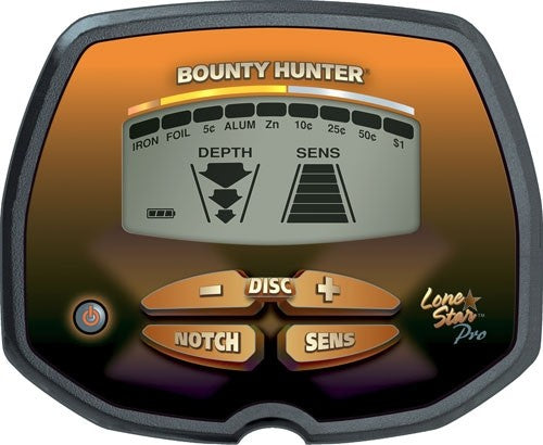 "Bounty Hunter ""lone Star Pro"" - Metal Detector"