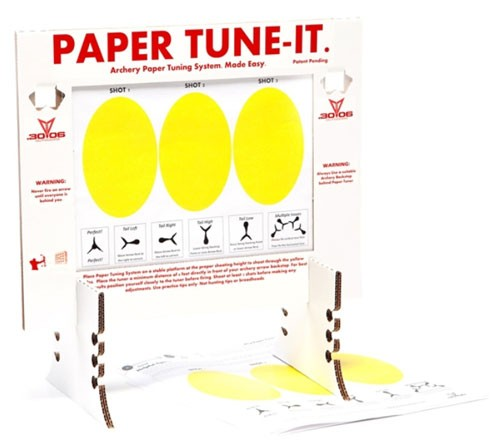 30-06 Outdoors Paper Tune-it - D.i.y. Bow Tuning System