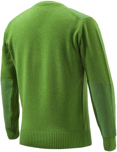 Beretta Men's Classic V-neck - Sweater X-large Light Green