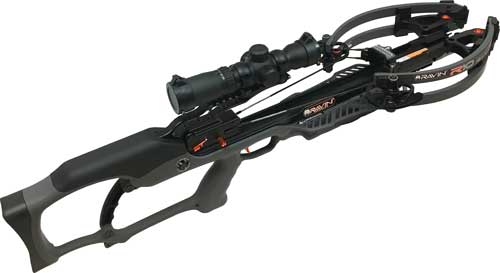 Ravin Crossbow Kit R10 - Gunmetal Grey 400fps