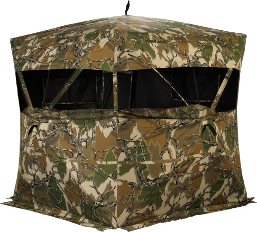 "Rhino 600 Ground Blind - Predator Deception 77""x77""x71"""