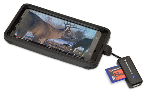 Stealth Cam Memory Card Reader - Micro Usb Android