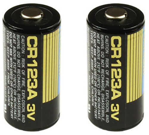 Truglo Cr123a Lithium Ion - Batteries 2-pack
