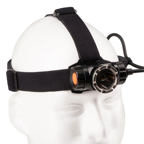 Guard Dog Headway 1200 Lumen - Headlamp Flashliht 7 Function