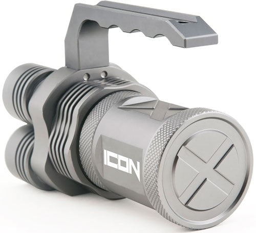 Guard Dog Icon 3000 Lumen - Flashlight 4 Lights Rechargbl