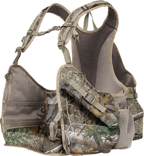 Tenzing Turkey Vest Realtree - Edge W-seat & Hand Wrmr Pocket