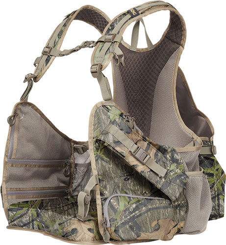 Tenzing Turkey Vest Mossy Oak - Obsession W-seat & Wrmr Pocket