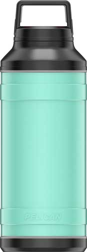 Pelican Traveler 64 Oz Bottle - Screw Top Ss Seafoam Green