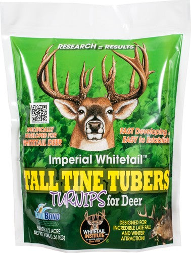 Whitetail Institute Tall Tine - Tubers 1-2 Acre 3lbs Fall